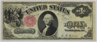 $1.  00 United States Note Series 1880