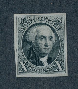 Drbobstamps Us Scott 4 Ngai Xf Stamp W/clean Psag Cert
