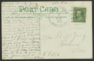 Niagara/oregon [dpo] 1913 4 - Bar Greeting Ppc