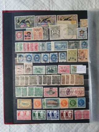Uni - safe Stamp Album Full Of Errors,  Minisheets,  Inverts,  US And Foriegn Stamp 5