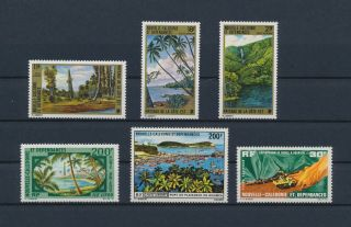 Lk58722 Caledonia Trees Landscapes Nature Fine Lot Mnh
