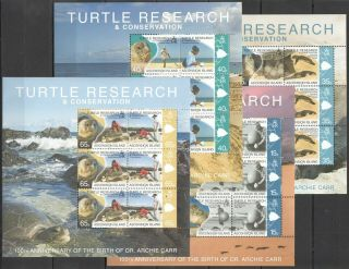C191 2009 Ascension Island Fauna Turtle Research 1082 - 9 4kb Mnh