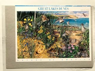 42c Great Lakes Dunes Us 4352 Mnh Nature Of America