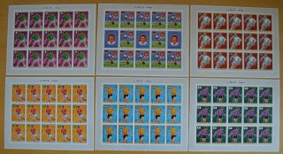 T938.  Ajman - Mnh - Sport - Olympic - Full Sheet - - Imperf