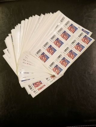 5,  000 - Us Flag Usps Forever Stamps - Authenticated Usps Postage - $2,  750.  00 Rv