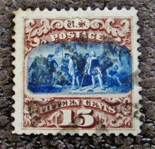 Nystamps Us Stamp 118 $750