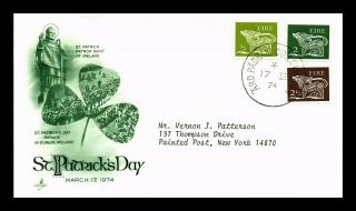Dr Jim Stamps St Patricks Day Early Irish Art Ireland Combo Artcraft Cover