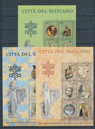 Xb68375 Vatican Artefacts Sculptures Art Sheets Xxl Mnh