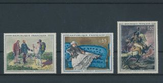 Lk72812 France Paintings Art Fine Lot Mnh