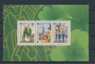 Lk48569 Ireland 2003 Religious Art Paintings Good Sheet Mnh