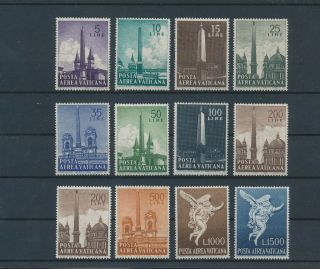 Lk73215 Vatican Monuments Church Art Religion Fine Lot Mnh