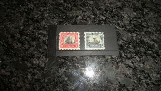 Us Sc 620 & 621 Norse American Centennial Set Mnh Year Of Issue 1925