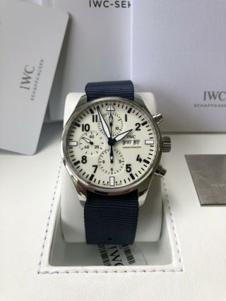 Iwc Pilots Chronograph 150 Years Iw377725