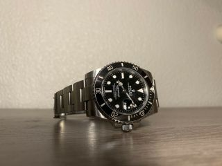 2019 Rolex Submariner 116610LN Black 4