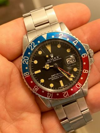 Vintage Rolex 1675 GMT Master - Full Set,  Box,  Papers,  Booklets - 1975/76 12