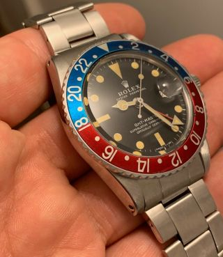 Vintage Rolex 1675 GMT Master - Full Set,  Box,  Papers,  Booklets - 1975/76 3