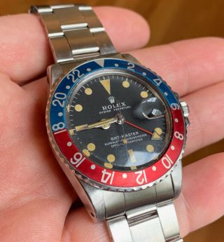Vintage Rolex 1675 GMT Master - Full Set,  Box,  Papers,  Booklets - 1975/76 4