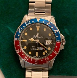 Vintage Rolex 1675 GMT Master - Full Set,  Box,  Papers,  Booklets - 1975/76 5
