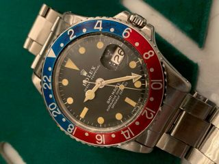 Vintage Rolex 1675 GMT Master - Full Set,  Box,  Papers,  Booklets - 1975/76 6