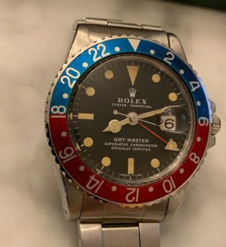 Vintage Rolex 1675 GMT Master - Full Set,  Box,  Papers,  Booklets - 1975/76 8