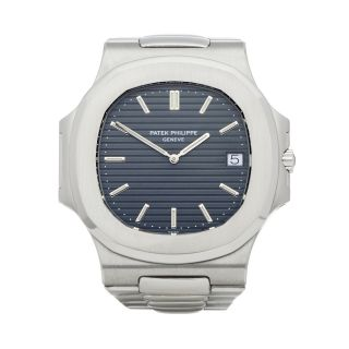 Patek Philippe Nautilus Stainless Steel Watch 3700 W6475
