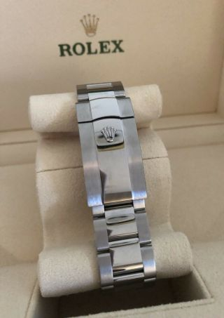 Rolex Sky Dweller Blue Baton 2019 Stainless / White Gold 3