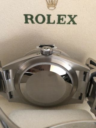 Rolex Sky Dweller Blue Baton 2019 Stainless / White Gold 5