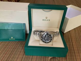 Rolex Deep Sea Sea - Dweller.  Serial Number V 863227100 Authentic