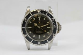 Rolex Automatic Submariner 5513 Gilt 1960