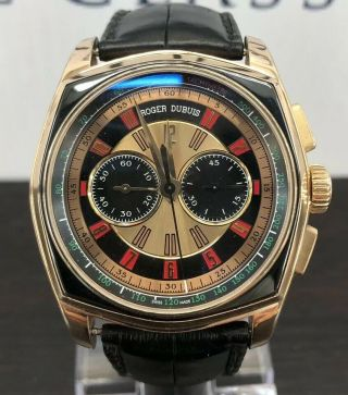 Roger Dubuis La Monegasque Limited Edition Rose Gold Rddbmg0003