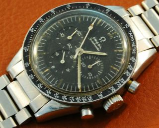 Omega Speedmaster Pre Moon Straight Lug S105.  003 - 64 Barn Find