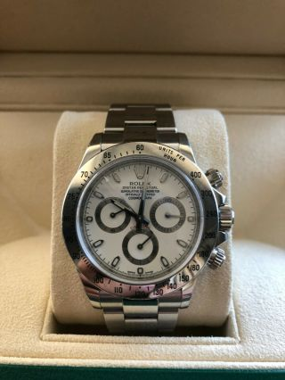 Rolex Daytona 116520 Wrist Watch For Men