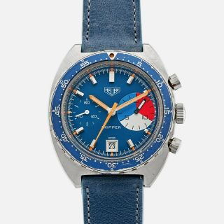 1970s Heuer Skipper Reference 73464 As Featured On Hodinkee
