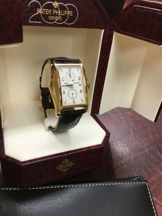 Patek Philippe 5100 18k Yellow Gold Archives Paper/ Commemorative Coin