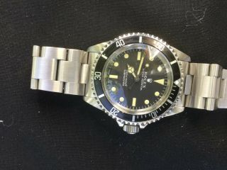 Rolex Oyster Pepetural Submariner