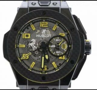 Hublot Big Bang Ferrari Unico King Men