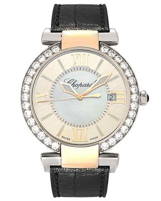 Chopard Imperiale 18k Rose Gold & Diamonds Ladies Automatic Watch $25,  010