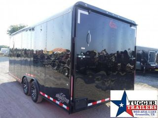 2019 Cargo Craft 8.  5X20 20Ft Blackout Enclosed Cargo Auto Mobile 5