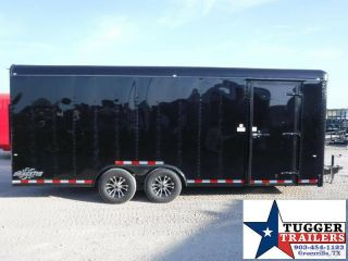 2019 Cargo Craft 8.  5X20 20Ft Blackout Enclosed Cargo Auto Mobile 8