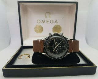 Omega Speedmaster Professional Moon Watch Ref.  St 145.  022 78 Cal.  861 Includes Box