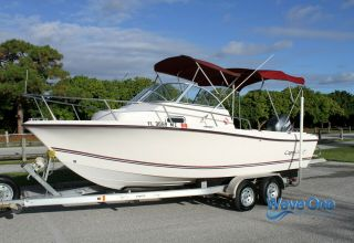 2004 Cape Craft 2100 Wa