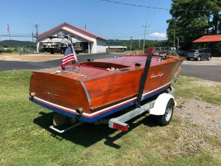 1952 Chris Craft 185