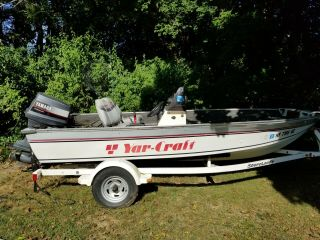 1986 Yar Craft