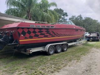 1982 Chris Craft 2