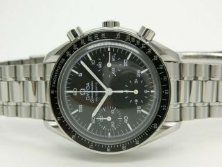 Omega Speedmaster Automatic Ref: 3510.  50 Book & Papers.