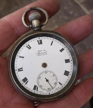Antique Sterling Silver 1919 Kay