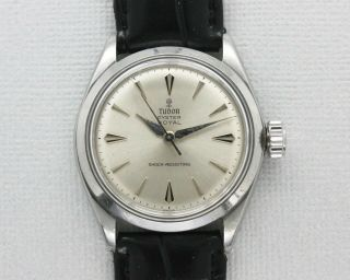 1965 Tudor Rolex Oyster Royal 7934 Stainless Steel Vintage Watch