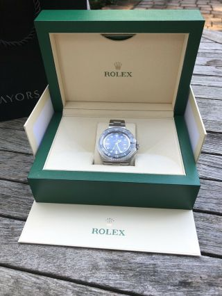 2019 Rolex Sea - Dweller DeepSea 126660 James Cameron Stainless - Unworn 3