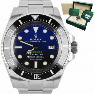 2019 Rolex Sea - Dweller Deepsea