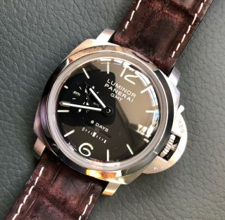 Panerai Luminor 1950 Gmt 8 Days Power Reserve - Ref.  Pam 233 – Limited Edition